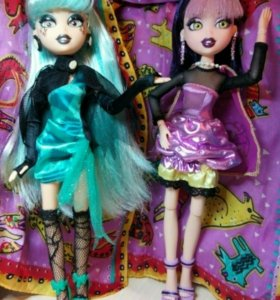 Куклы Братзиллаз(Bratzilaz).