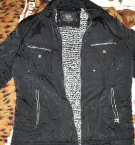Зимняя куртка мужская б/у