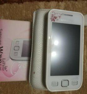Samsung wave 525 gt-s5250