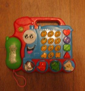 Детский музыкальный телефон