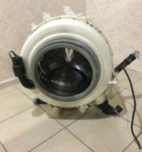 Ремонт неразборных баков на стиральных машинах
