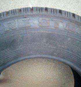 Новая шина 205/70 R14