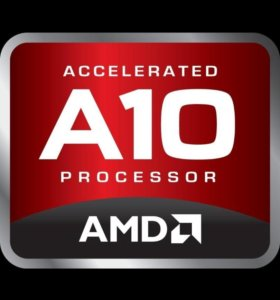Процессор А10 для ноутбука.