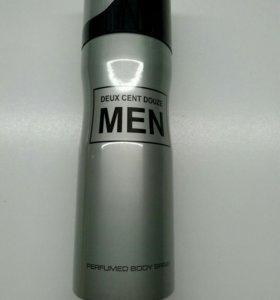 Мужской парфюмированный дезодорант