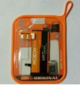 Аккумулятор для iPhone фирмы MOXOM