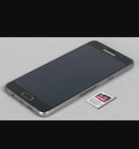 Galaxy A7 (2016) Samsung