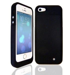 Чехол батарея на iPhone 5/5s/5se/5с