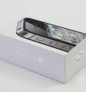 Новые Айфоны 4S/16 Gb Оригинал