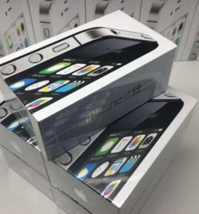 Apple 4S/16 Gb Новые Оригинал