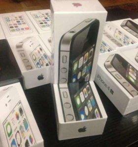 Новенькие iPhone 4S-16 Gb Оригинал