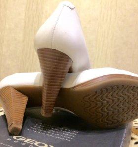 Туфли GEOX (натур.кожа)