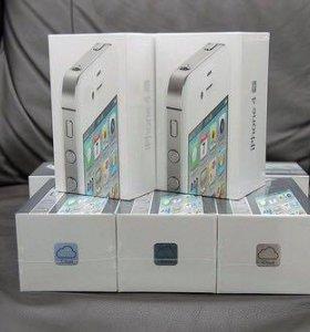 Новые Apple 4S-16 Gb Оригинал