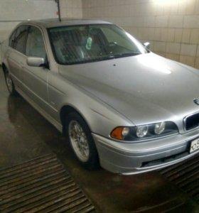 BMW 525 E39 рейсталинг