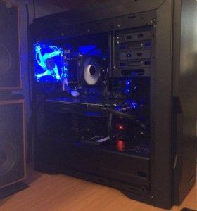 Новый мощный игровой компьютер!!! 3 года гарантии!