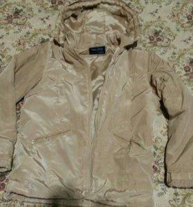 Новая куртка .