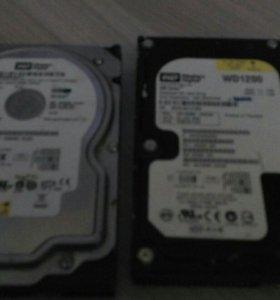 2 Жестких диска