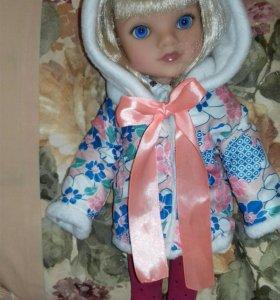 Продам новую курточку для кукол Паола Рейна и т.д.
