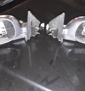 NISSAN SKAILAIN 34 Зеркало L P без стёкл