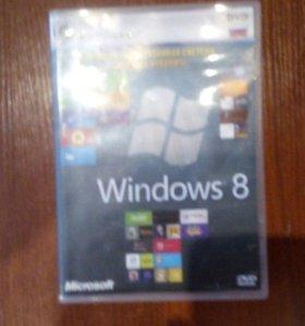 Диск Устоновочный Windows 8
