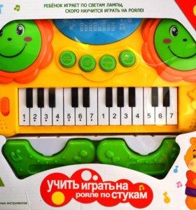 """Развивающая игрушка """"Пианино"""""""