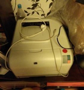 Принтер Hp Color Laser CP1215