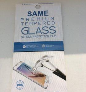 Продам закалённое стекло на Samsung Galaxy J2