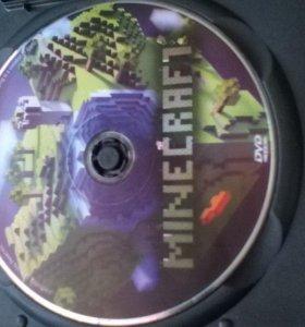 Диск.Minecraft