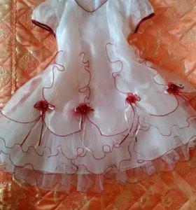 Нарядное платье !