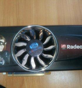 Видеокарта Radeon HD5870