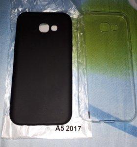 Чехлы на Samsung Galaxy A5 2017
