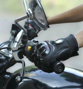 Мотоперчатки новые