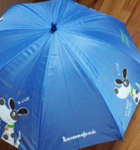 НОВЫЙ детский зонтик (Д=76 см).