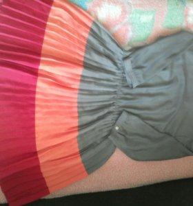 Платья, юбки 46-48 размеры, распродажа или обмен