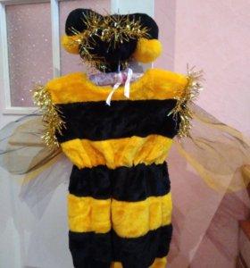 Новогодний костюм пчелка