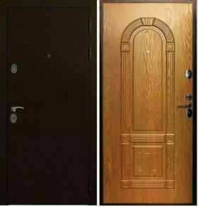 Дверь металлическая 3К Арка 3D