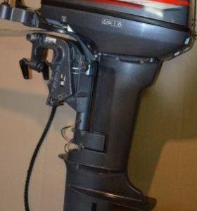Лодочный мотор Yamaha 15лс (9.9) 2хт