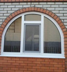 Пластиковые окна .Скидка до 35%