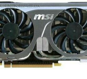 GeForce gtx 560 msi twin frozr ii