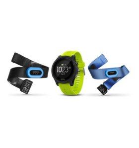 Garmin Forerunner 935 Tri-bundle спорт часы