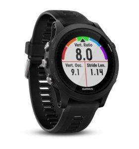 Garmin Forerunner 935 Black Мультиспортивные часы