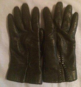 Перчатки кожаные (7).