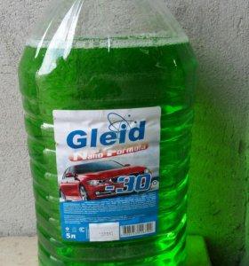 Жидкость стеклоомывающая