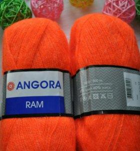 Пряжа YarnArt Angora RAM 206