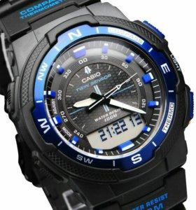 Часы CASIO SGW-500H-2B 4