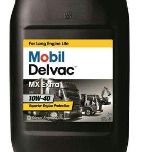 Масло Mobil Delvac MX Extra 20l