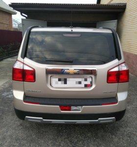 Chevrolet Orlando 1.8AT, 2012, минивэн-кроссовер