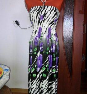 40-46р новое платье сарафан