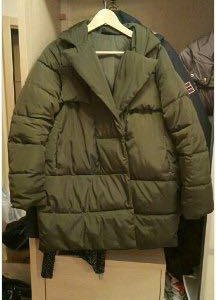 Куртка женская, зима. Новая