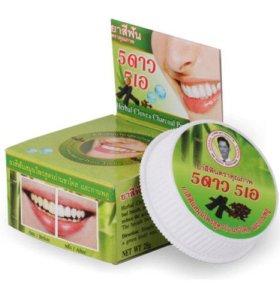 Тайская зубная органическая паста