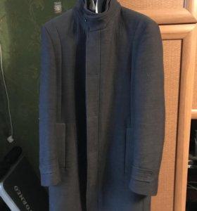 Пальто Zara man новое